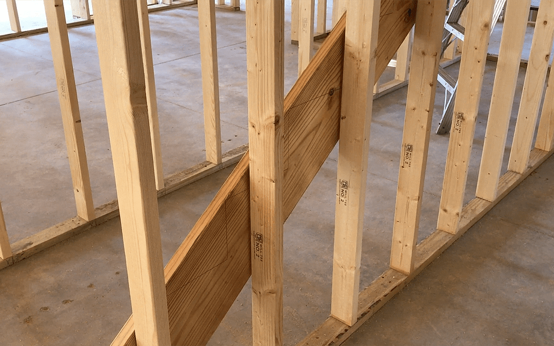 How Stairs are Created in a new Home
